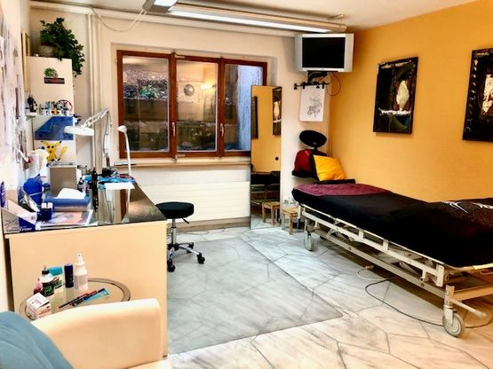 studio2 - Babs Tattoostudio Blue Skylight in Kloten